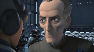 Tarkin in rebels