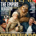 The Force Awakens on Vanity Fair