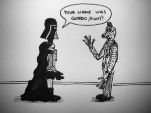 Vader meets an old Freind