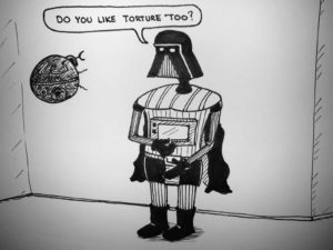 Vader reveals Himself