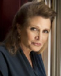 Protrait Carrie Fisher