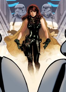 Mara Jade Skywalker 4