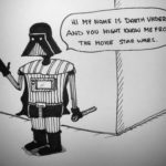 Darth Vader introduces himself