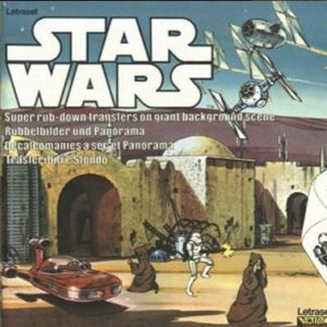 Lettraset Battle at Mos Eisley