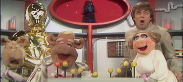 pigi in space on the muppet show