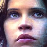 Close up of Jyn Erso
