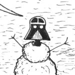 Per Hedman's – Life According to Darth – Darth In Winter