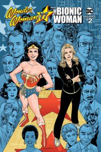 Wonder and Bionic Cover