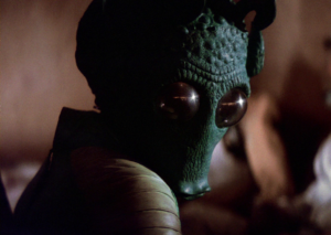 Who in the Galaxy is Greedo?