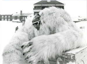 wampa with head in hands