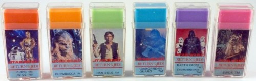 Return of the Jedi Eraser